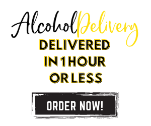get your favorite alcohol delivered in one hour or less