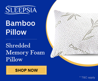 Sleepsia Bamboo Pillow