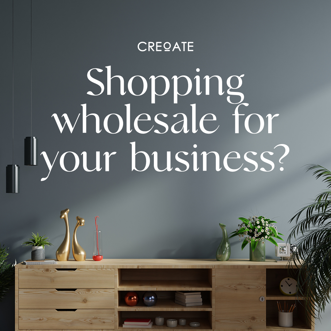 Buy products at wholesale prices for your business