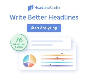Write Better Headlines with Headline Studio