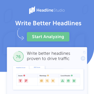 Write Better Headlines Proven To Drive Traffic