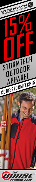 Take an Extra 15% Off All Stormtech Clothing at The-House.com with Coupon stormtech15.