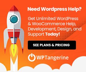 WP Tangerine - 300 x 250