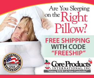 Cervical Support Pillows - Satisfaction Guaranteed