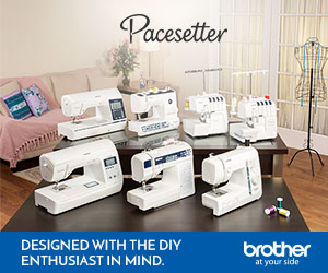 Brother Pacesetter Series