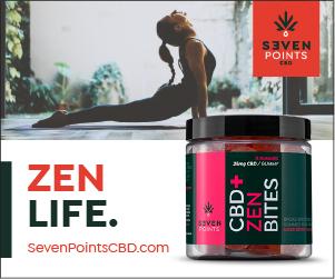 Shop Seven Points Zen Bites Gummies. Lab Tested, money back gurantee