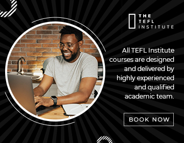 Take a TEFL Institute TEFL Course
