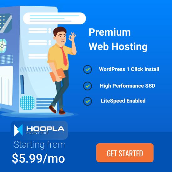 Hoopla Hosting - 550 x 550