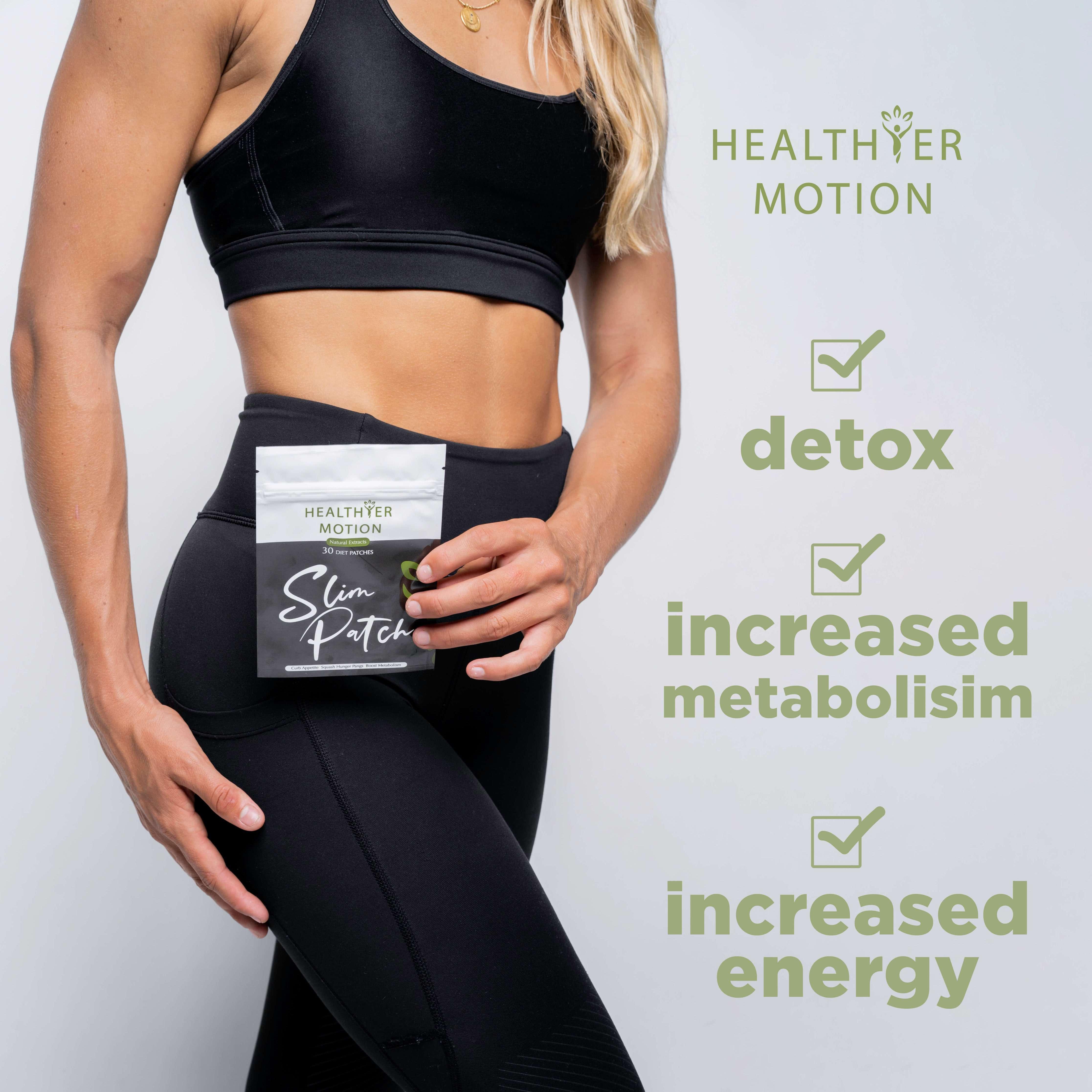 Healthier Motion Slim patches