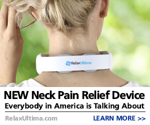 RelaxUltima Neck Massager: New neck pain relief device everybody in America is talking about mothers day gift idea