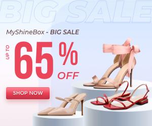 MyShineBox Big Sale Up to 65% OFF