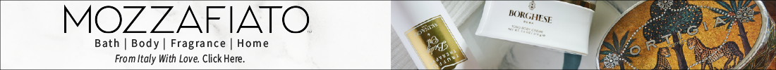 Mozzafiato.com - Bath | Body | Fragrance | Home. From Italy with Love! Shop Now.