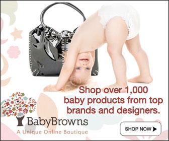 BabyBrowns - A Unique Online Boutique