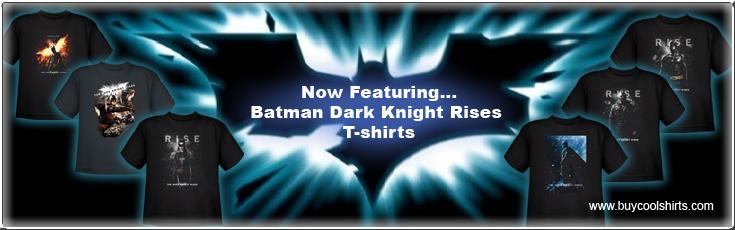 Batman Dark Knight T-shirts