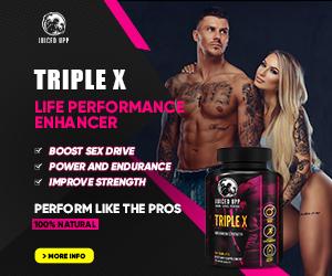Triple X - Male Enhancement
