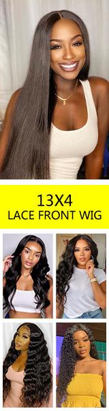 Meetu Hair 13x4 Lace Wigs