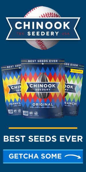 best baseball snacks