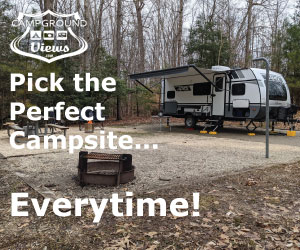 Pick your perfect campsite at CampgroundViews.com