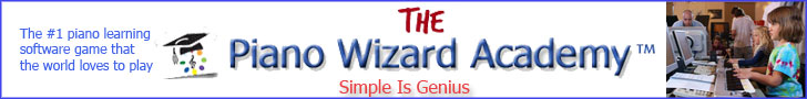 Simple Is Genius - Learn to audiate piano today