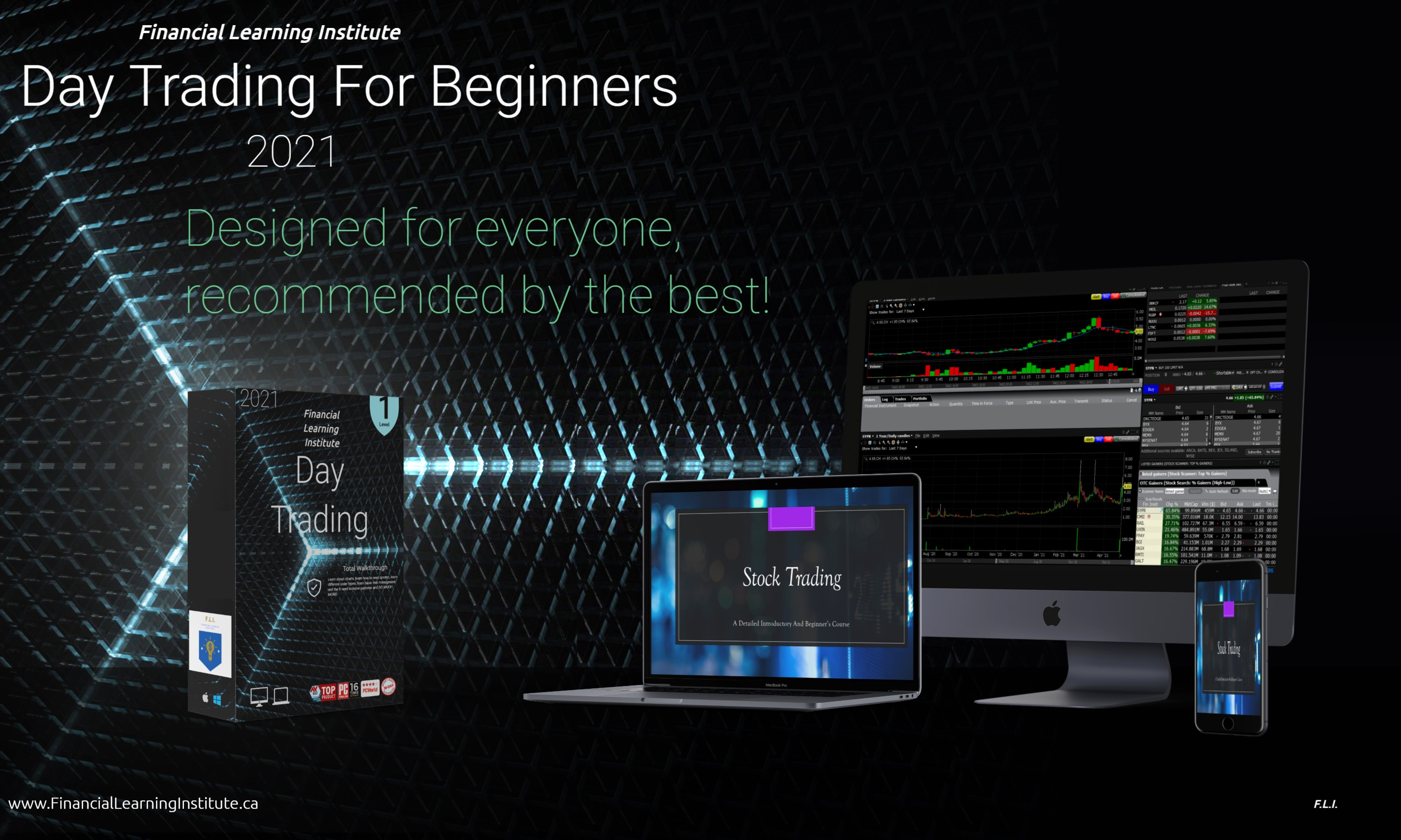 A simplified  mobile and pc friendly way to learn how to trade stocks.