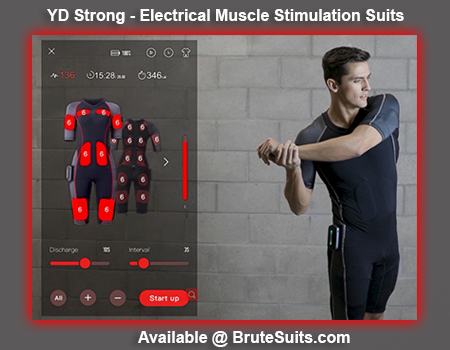 Electrical Muscle Stimulation Suits