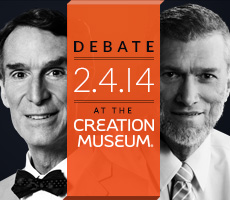 Bill Nye Debates Ken Ham at the Creation Museum
