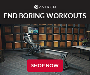 End Boring Workouts! Shop Now at Aviron!