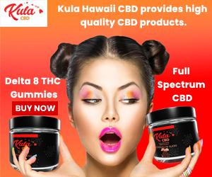 Kula Hawaii CBD Products