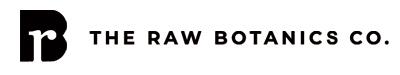 The Raw Botanics Co