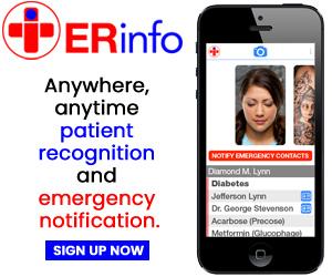 ERinfo Medical Alert System