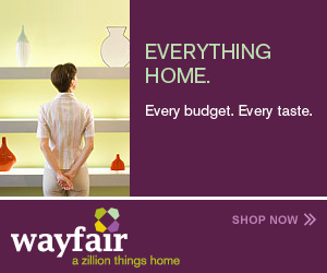 300 250 home FREE Shipping from Wayfair = GREAT Clearance Deals!