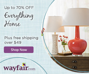 wayfair.com Save up to 70% off