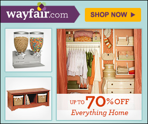 Wayfair.com Coupon Image 2