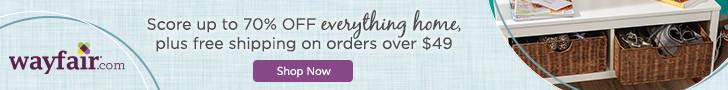 Shop Wayfair for Organizational and Home Decor