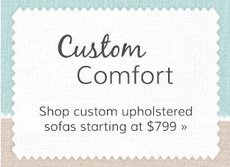 Wayfair Custom Upholstery!