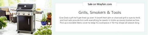 Grills, Smokers & Tools Sale