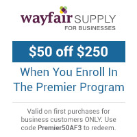 Wayfair Supply 200 Dollar Premier Program