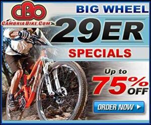 29er specials up to 75% off!