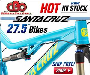 In Stock 275 Santa Cruz. Free Shipping