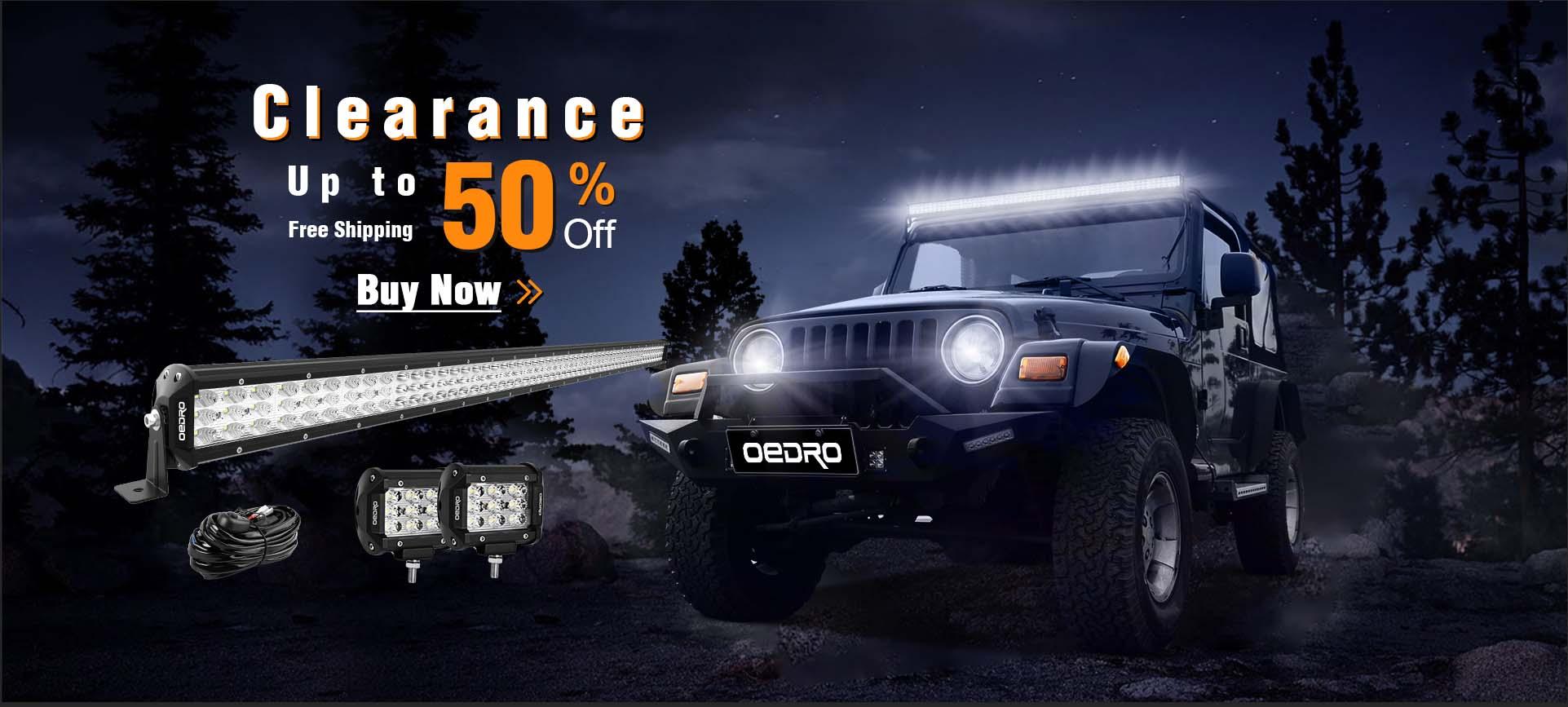OEDRO clearance sale