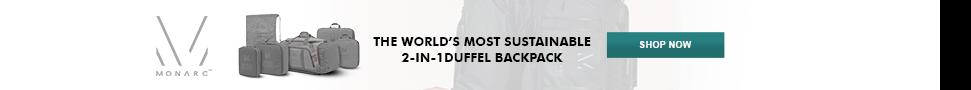 Monarc Duffel Bags
