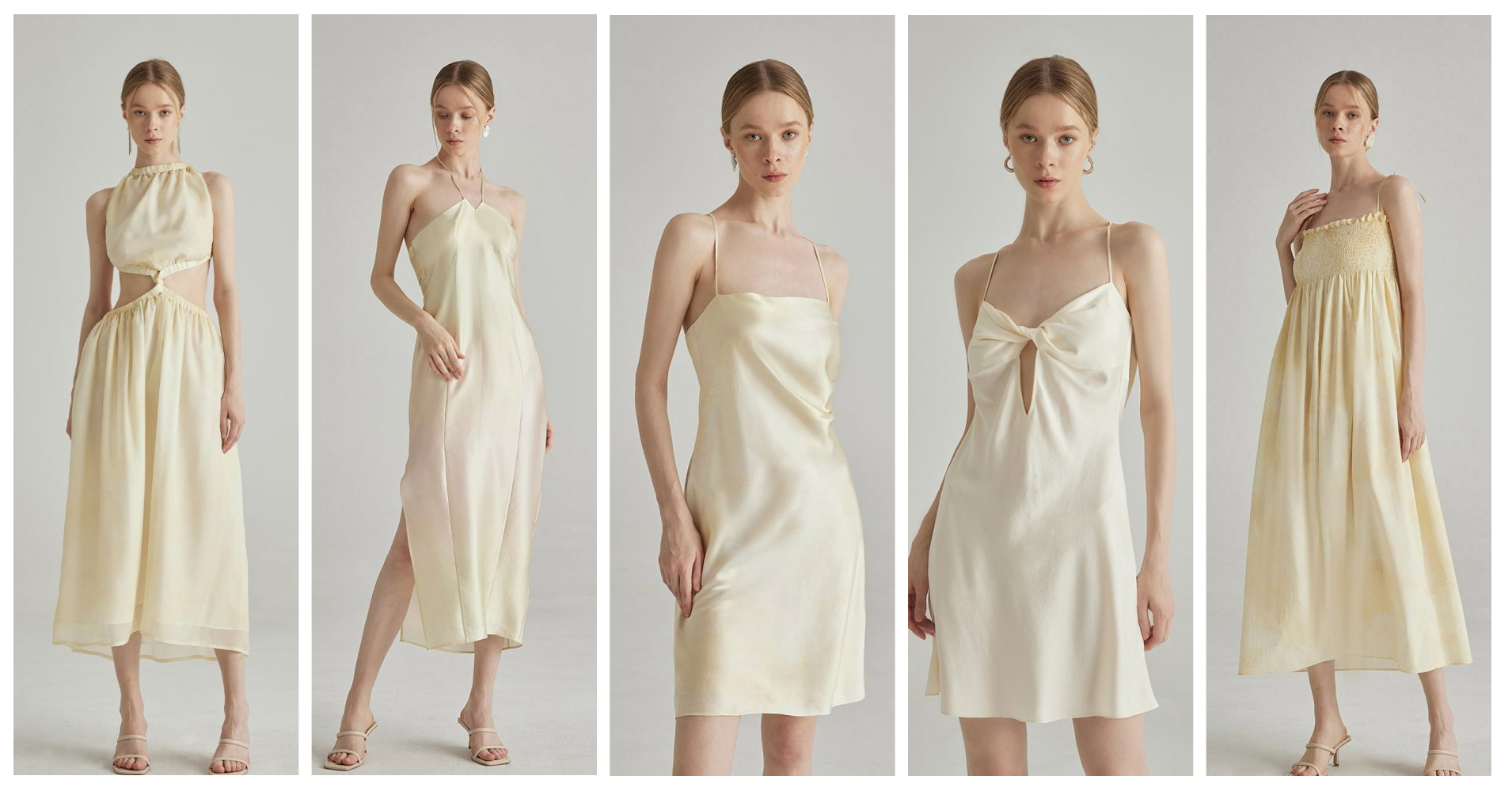 Silk Maison Daywear, nightwear