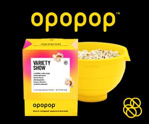 Opopop Flavor Wrapped Popcorn Kernels
