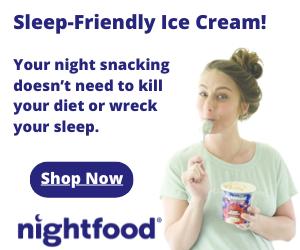 Nightfood Ice Cream For Pregnancy Cravings & Prenatal Diet Nutrition