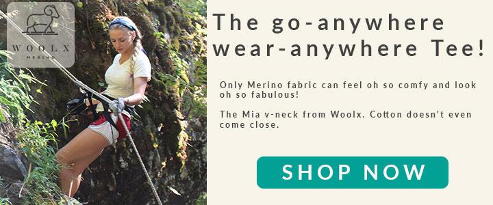 The wear-wnywhere go any-where-tee