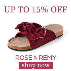 Women's Slide Sandals with Bow Pink Slippers