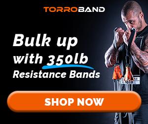 350lb Resistance Bands