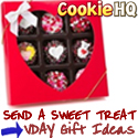 Valentine''s Day Gift Ideas at CookieHQ.com