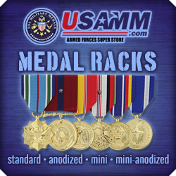 Get your Medal Racks from USAMM