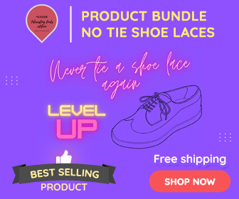 PRODUCT BUNDLE - NO TIE SHOE LACES